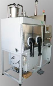 LG120W 手套箱用於鈦金屬焊接